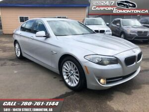2011 BMW 5 Series 535i xDrive...NO ACCIDENTS  - One owner