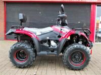 QUADZILLA QZ 300 4X4 ROAD LEGAL QUAD BIKE NEW WARRANTY FINANCE AUTHORISED DEALER