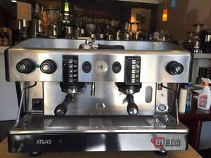 Weekend & Short Term Commercial Coffee Machine & Grinder Hire Rental Marrickville Marrickville Area Preview