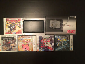 3DS XL plus games