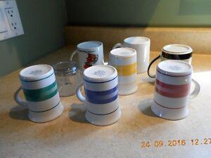 Lot de 8 tasses.....