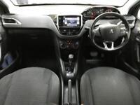 2016 16 PEUGEOT 208 1.2 PURETECH S/S ALLURE 5D AUTO 110 BHP