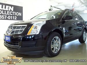 2011 Cadillac SRX Leather Collection
