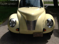 40 Ford lookalike Super Beetle. New Price