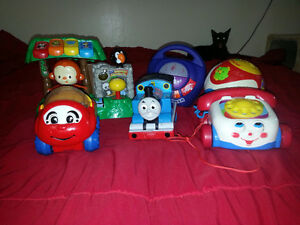 lot of baby/kids Toys, $10
