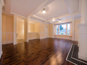4 bed NEW Spacious Character Suite