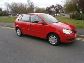 Volkswagen Polo 1.4 S 80PS REDUCED TO £2999 (red) 2006