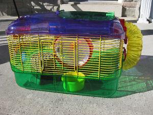 Hamster Cage Condo