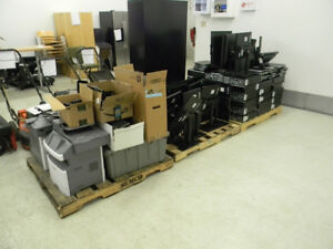 LOT 16 – Computers, Printers, Monitors, laptops