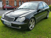 Mercedes-Benz C270 2.7TD auto 2004 CDI Avantgarde SE PX Swap Anything Considered
