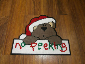 CHRISTMAS WALL/DOOR HANGINGS