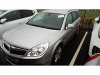 Vauxhall Vectra 3.0CDTi 16v Nav Elite**RARE V6 DIESEL AUTOMATIC ESTATE**FSH**
