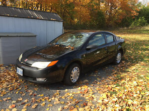 2003 Saturn ION Coup Coupe -
