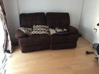 Electric Reclining Sofa