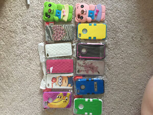 Brand new newer used!!!! iPhone 4/4s cases