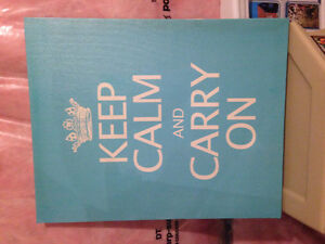 Lucan - Keep Calm and Carry On Picture