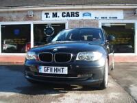 2011 BMW 116i Sport 3d **46,000 miles / New MOT**
