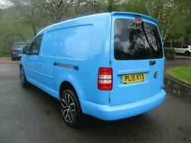 2015 Volkswagen Caddy TDI C20 Startline Panel Van Diesel Manual