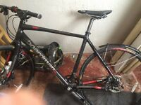 Chris boardman hybrid road bike