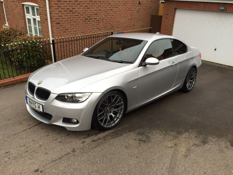 2009 bmw 330i m sport e92 3 series coupe manual rare. Black Bedroom Furniture Sets. Home Design Ideas