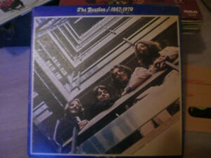 Classic Beetles 2 album set, early 70's edition