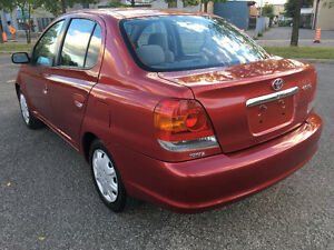 TOYOTA ECHO 2005, AUTOMATIQUE,,104000 KM,,