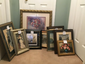 Pictures / Prints / Paintings / Art Work / Frames :Great Prices!