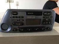 Ford Ka radio cassette