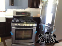 Edmonton Appliance Moving and Installation