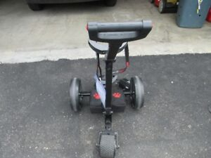 Golf Caddy, Electric - In Good Working Order