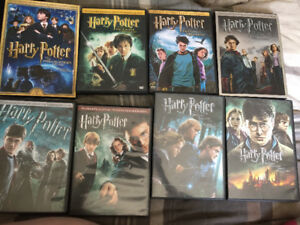 Harry Potter 1- 8 disque