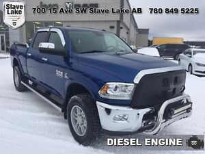 2014 Ram 3500 Laramie DIESEL!!!ONE OWNER!!