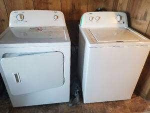 Inglis washer and dryer 500 obo