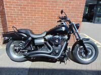2010/10 HARLEY DAVIDSON FAT BOB - SCREAMING EAGLE