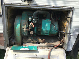 On an generator from rv