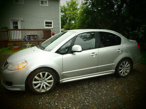 2010 SUZUKI SX4 MANUAL /BUILT IN JAPAN  //////$ 3680////////////