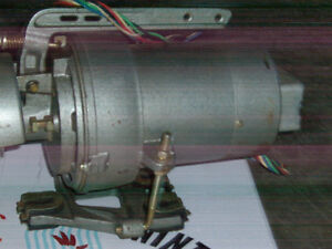 Industrial Sewing Machine Motor with Clutch