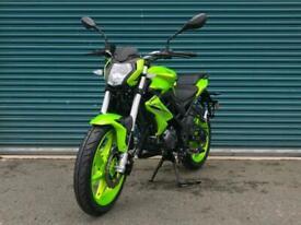 Benelli BN125 - Flo Green - Brand New - 2 Yrs Warranty - 2020 Model
