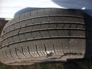 195/60/15	Ironman RB-12     -  1 Tire   70% Tread Left