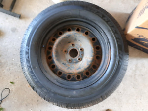 Never used spare tire, P275/60R20, good year wrangled HP