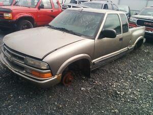 Chevrolet Blazer 2000 - Pour pièces chez Asselin - For parts