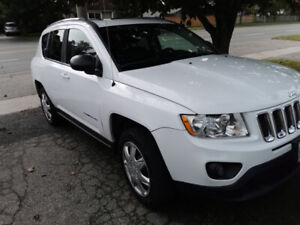 2011 Jeep Compass Limited SUV, Crossover