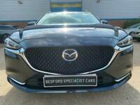 2018 Mazda 6 2.0 Sport Nav+ 5dr ESTATE Petrol Manual