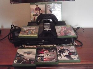 XBox One for Sale/ with games