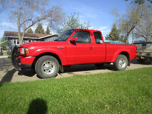 Great 2008 Ford Ranger Looking For Loving Home!