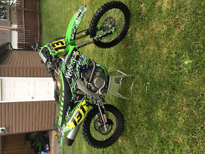 2014 Kx 450f for sale.