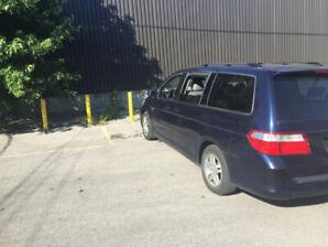 2005 Honda Odyssey, 174 869km, Sept Passagers, 3000$