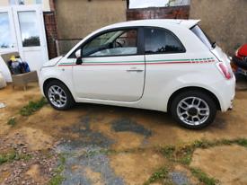 Fiat 500 Sport 1.4 16V 2008