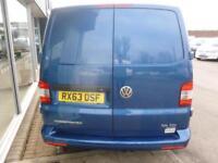 2013 Volkswagen TRANSPORTER T5 T28 115 BMT TDI S/LINE Van *A/C* Manual Medium Va