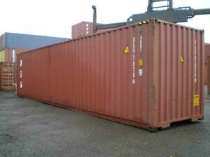 Available storage and shipping containers for sale